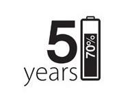 70% energie 5 let skladování