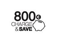 Úspora za nákup nových baterií
