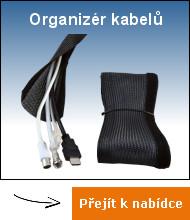 Organizér kabelů