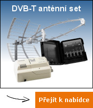 DVB-T anténní set