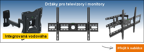 Držáky televizorů a monitorů