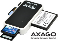 Axagon CRE-X1 čtečka paměťových karet