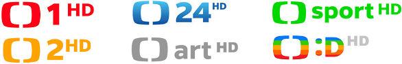 HD programy ČT v DVB-T2