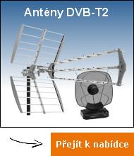 Antény DVB-T2