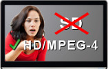 SD-HD-MPEG-4