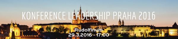 Konference LeaderShip Praha 2016