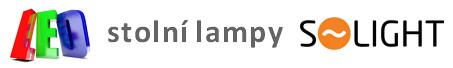 LED stolní lampy Solight