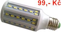 LED žárovka TechniLED PZ-E27S12CC za 99,- Kč