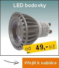 LED bodovky