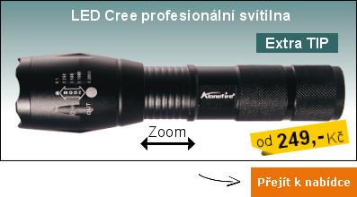 LED Cree svítilna WY 6101