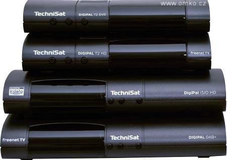 Nové modely TechniSat DigiPal 2017