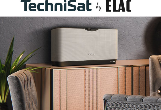 TechniSat Audiomaster by ELAC