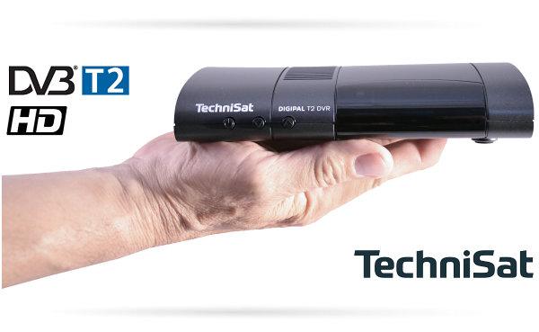 TechniSat DigiPal T2 DVR