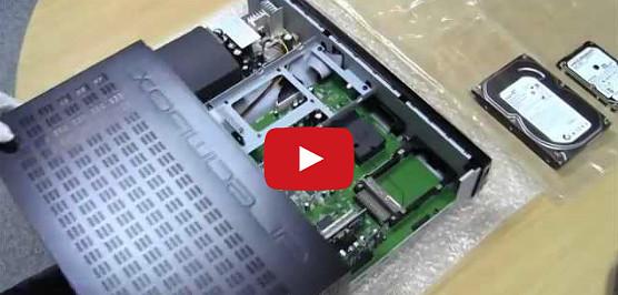 video montáž disku