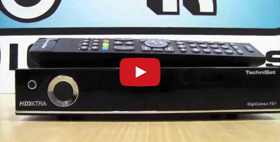 Video TechniSat DigiCombo TS1