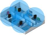 pokrytí Wi-Fi, řešení STRONG MESH